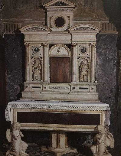 Altarino di Tullio Lombardo