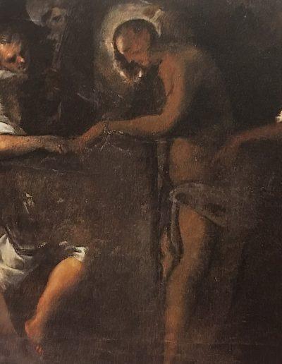 La flagellazione di Gesù