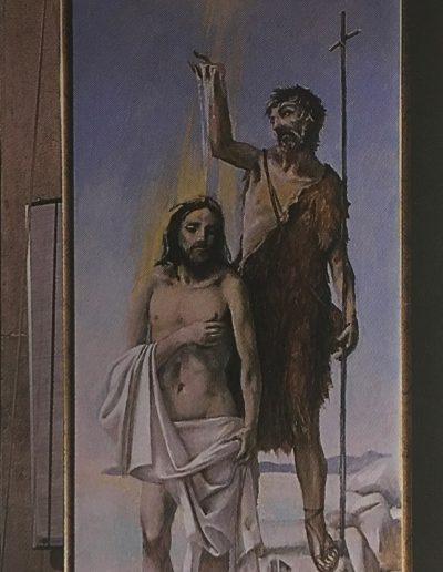 Il battesimo di Gesu