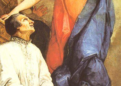 Santa Cecilia e Lorenzo Giustiniani