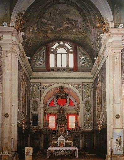 altare maggiore san martino